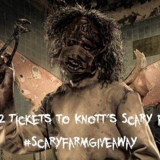 Enter for a Chance to Win Two Tickets to Knott's Scary Farm!