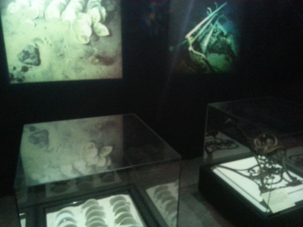 My visit to Titanic the Experience and Bodies the Exhibition