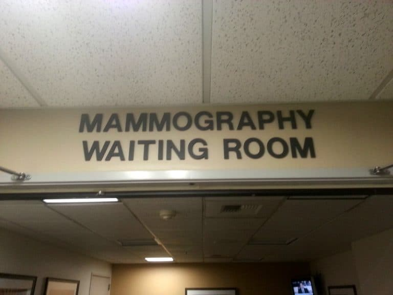 Have you had your mammogram this year?