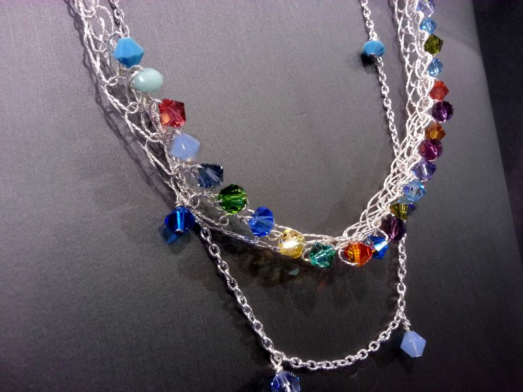necklace from cha show