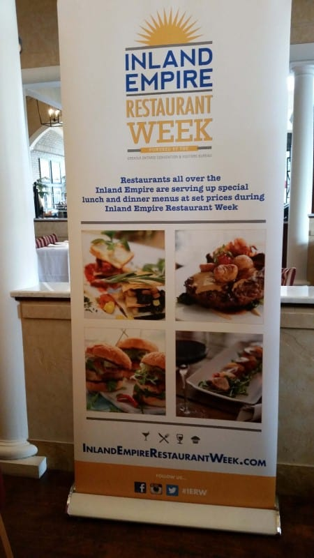Are You Ready For Inland Empire Restaurant Week
