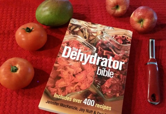 Dehydrating Food, Preserving and a Giveaway
