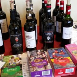Wine and Girl Scout Cookies: Pairing Class at San Antonio Winery