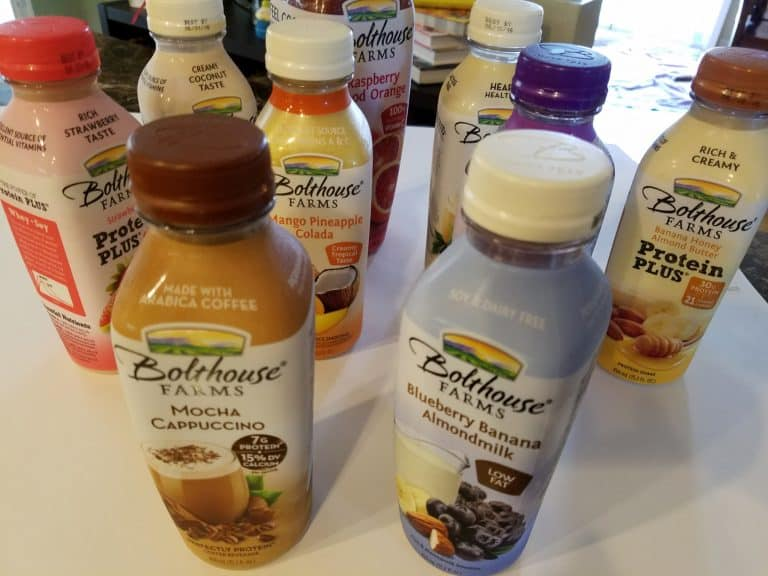 Bolthouse Farms Smoothie Giveaway! Good Stuff!