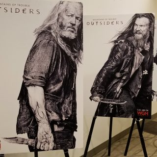 Season 2 of WGN's Outsiders Premieres on January 24