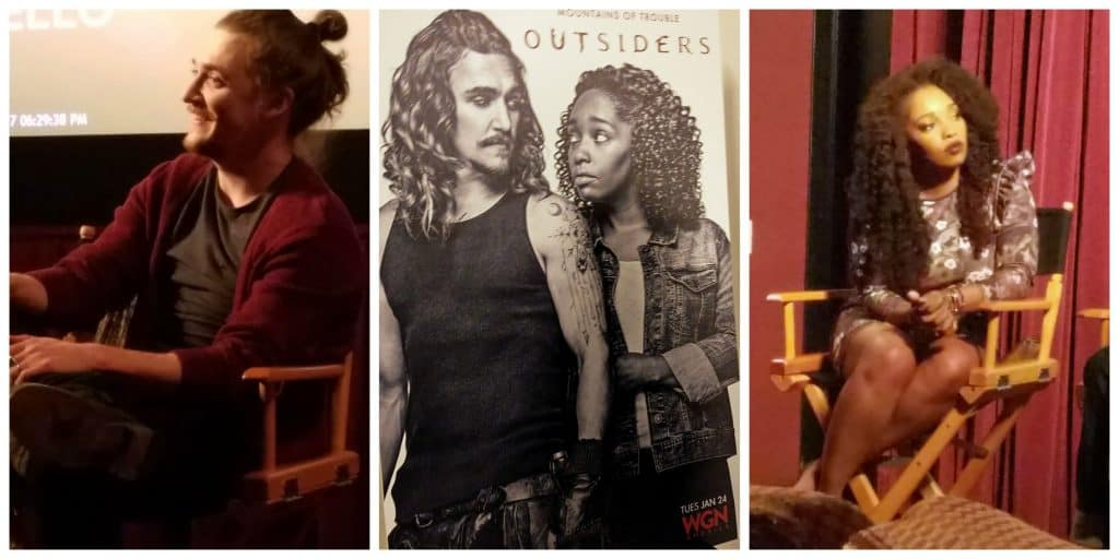 Outsiders Premieres on January 24