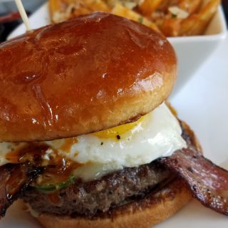 Get Your Grub on at Wicked Cow Burgers & Brew in Upland