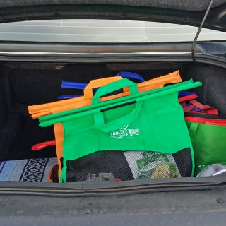 Grocery Shopping with Trolley Bags: Why Haven't I Done This Sooner?