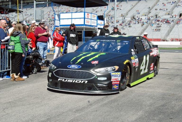 Our Whirlwind Weekend For The Atlanta Motor Speedway