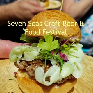 San Diego Fun: The Seven Seas Craft Beer & Food Festival at Sea World San Diego