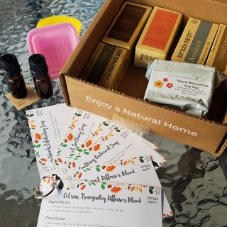 Simply Earth: Using Essential Oils to Help Your Home and the Planet