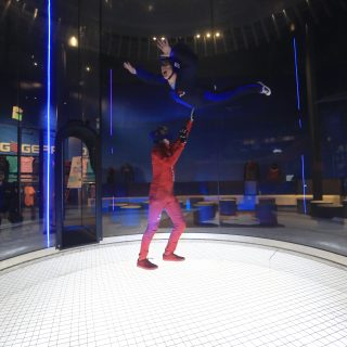 The Day I Went Flying With iFly Ontario: Indoor Skydiving at Its Finest