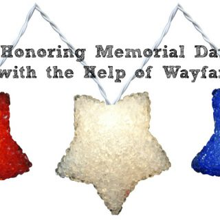 Honoring Memorial Day with the Family and the Help of Wayfair