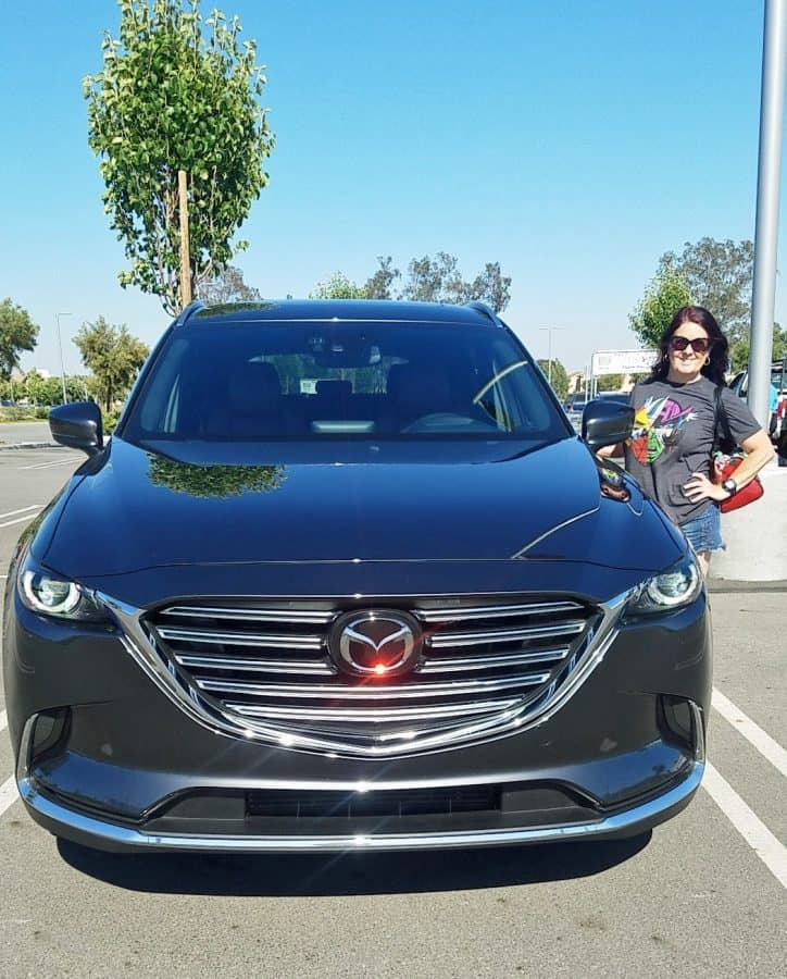 Mazda mazda cx 9 front grill : My Week Spent Driving a 2017 Mazda CX-9