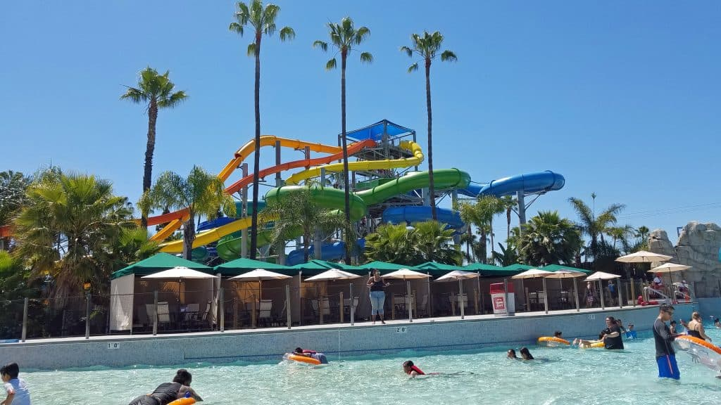 Knott's Soak City grand re-opening