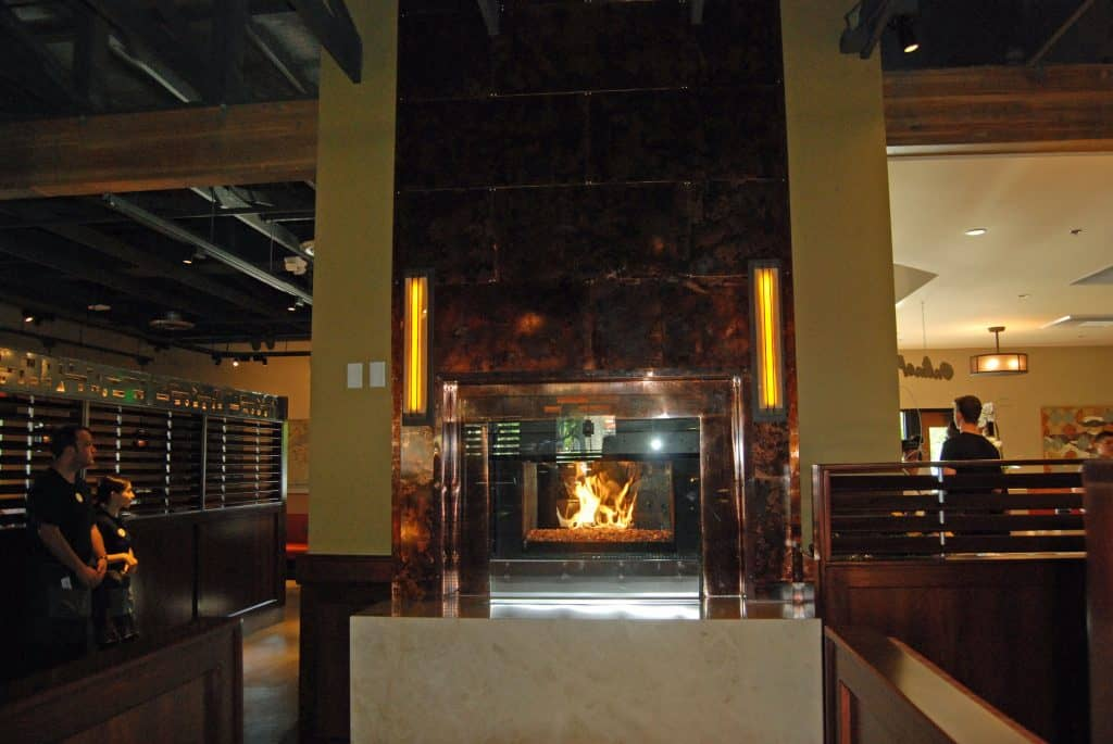 Rancho Cucamonga Stonefire Grill
