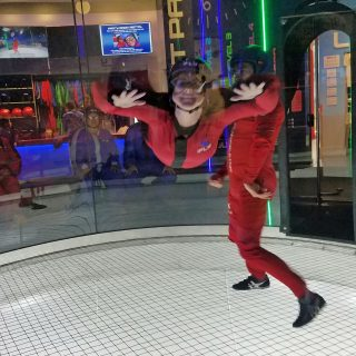 Host Corporate Retreats at iFly: Indoor Skydiving Makes a Great Party!