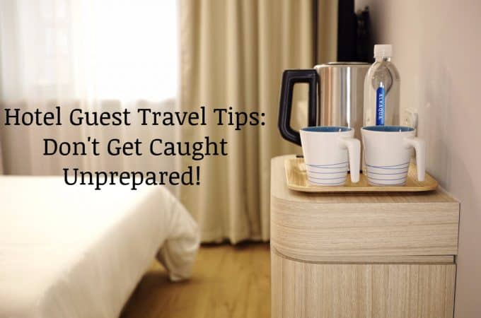 hotel guest travel tips