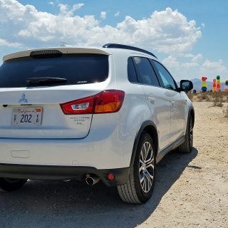 My Week Driving the New 2017 Mitsubishi Outlander