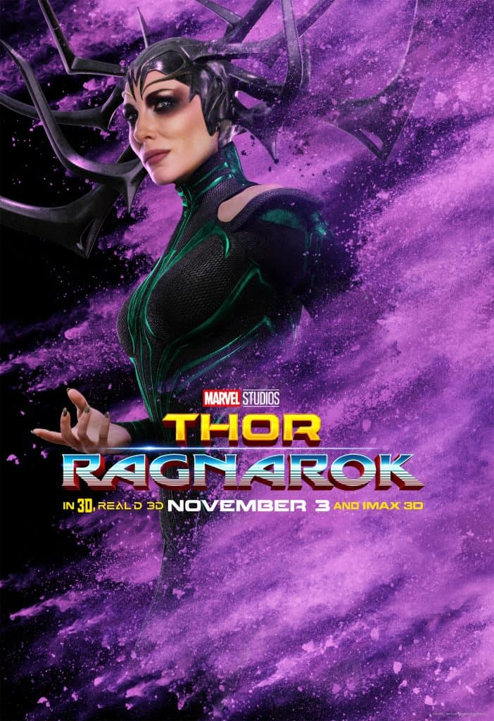 Thor: Ragnarok movie posters