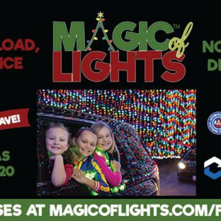 The Magic of Lights at Auto Club Speedway Begins Today!