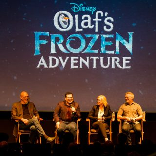 One More Week Until Olaf's Frozen Adventure Hits Theaters!