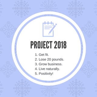 Project 2018: Positive Changes for a New Year That We Can All Do