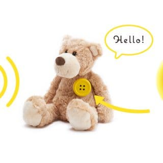 Connect Hearts with Chappet: Bring Life to a Favorite Stuffed Toy