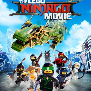 Get the New Lego Ninjago Movie on Blu-Ray and DVD Now!