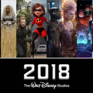 It's Time for the 2018 Disney Movie Slate!