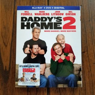 We Had a Daddy's Home 2 Movie Night with the Family