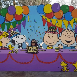 Celebrate Peanuts at Knott's Berry Farm With Peanuts-Inspired Food