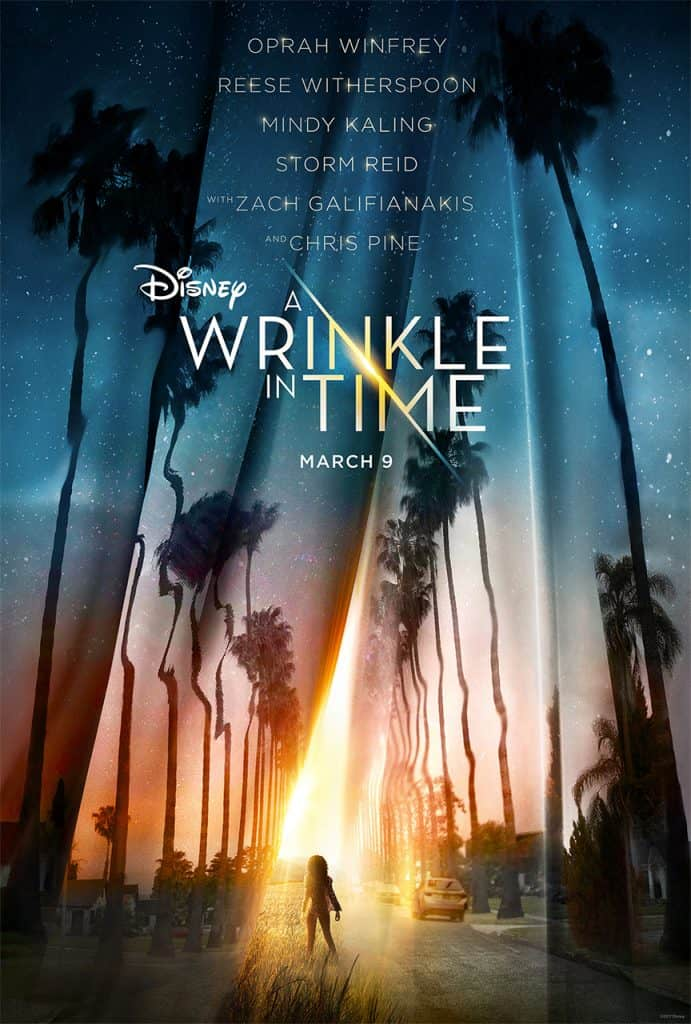 buy tickets to see a wrinkle in time