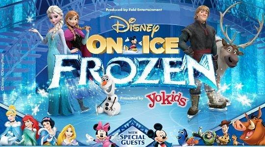 buy tickets to see Frozen