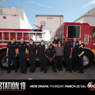 ABC's New Show Station 19 Premiere is on Tonight!