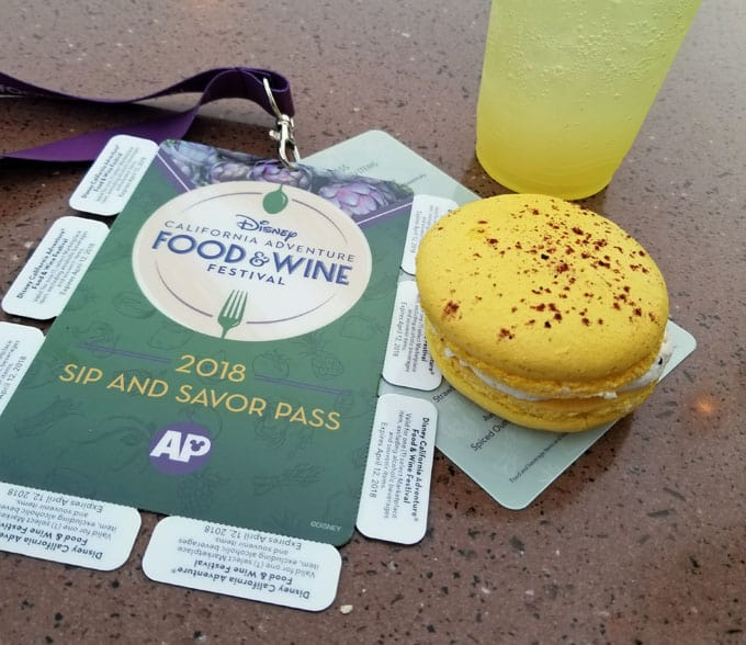 Disney Food and Wine Festival 2018