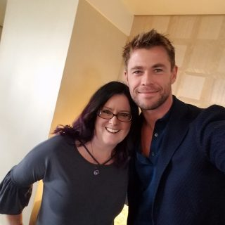 That Time I Got to Meet Chris Hemsworth….