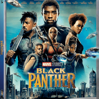 The DVD and Blu-ray Release of Marvel's Black Panther: May 8 and May 15!