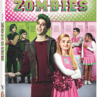 Disney's Zombies: Download the New Movie Night Fun Pack!