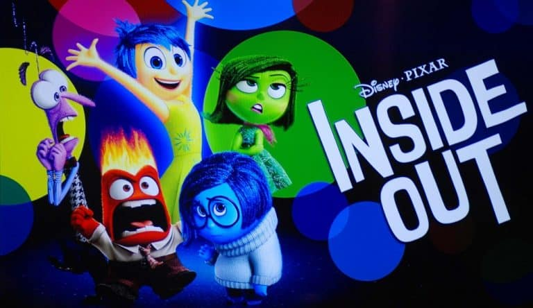 With the Cast and Creators of Disney Pixar's New Movie, Inside Out
