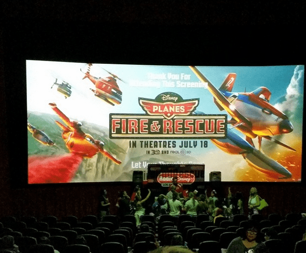 Disney's Newest, Planes: Fire and Rescue