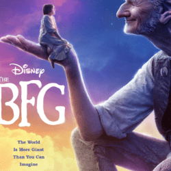 The BFG one sheet
