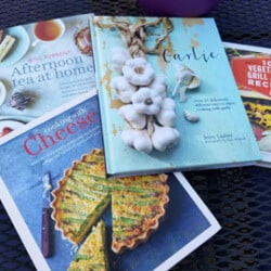 My Newest Cookbook Additions: May 2016