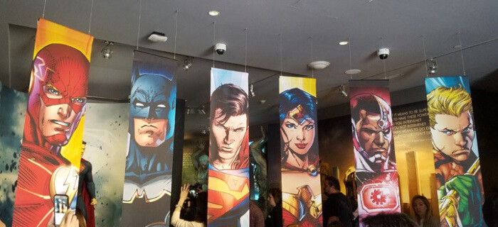 DC Universe: The Exhibit Opens May 24 at Warner Bros. Hollywood