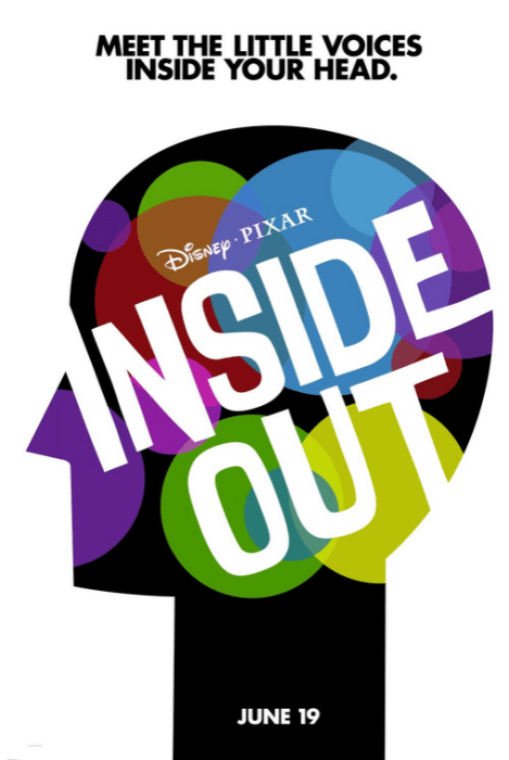 Disney Pixar's Newest Creation: Inside Out