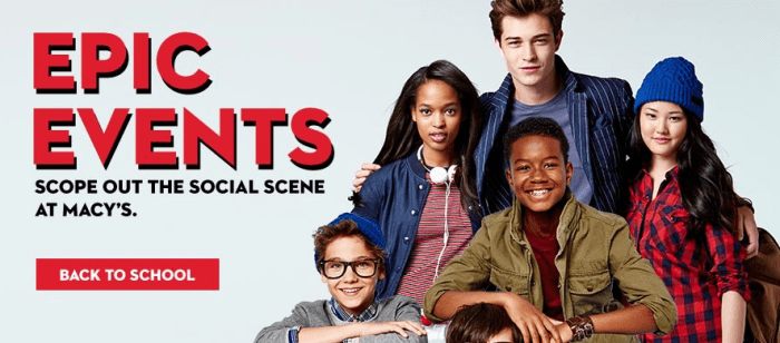 Macy's Back to School Fashion Event! Are You Going, Too?
