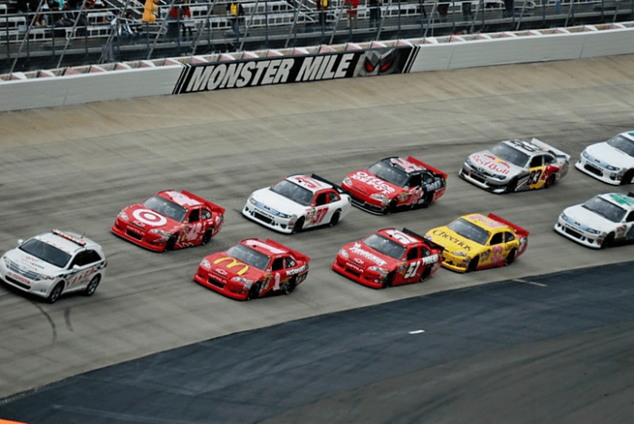 nascar monster mile