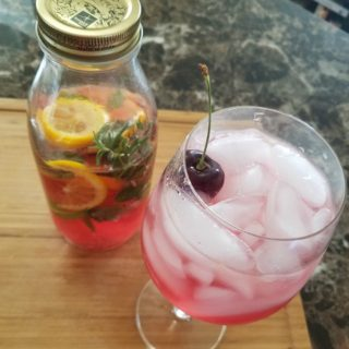 Small Batch Sangria for a Hot Summer Day