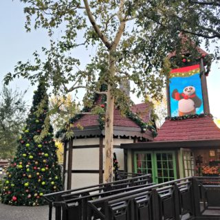 Visiting Adventure to Santa: Santa Has Our Wish List Now!