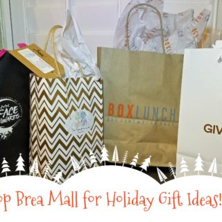 Christmas Gift Ideas: Suggestions From the Brea Mall Blogger Event